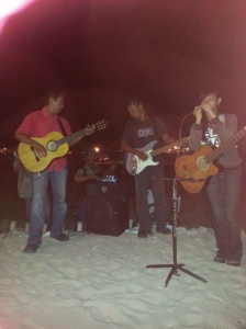 The Best beach buskers in town