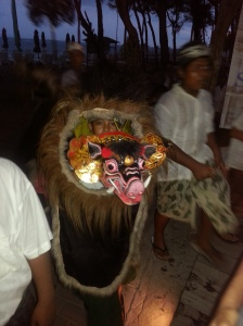 Barong Celeng is the Boar version of Barong.